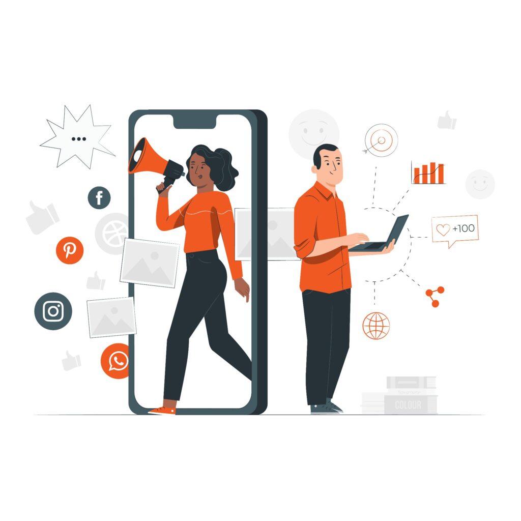 social media optimization company Delhi