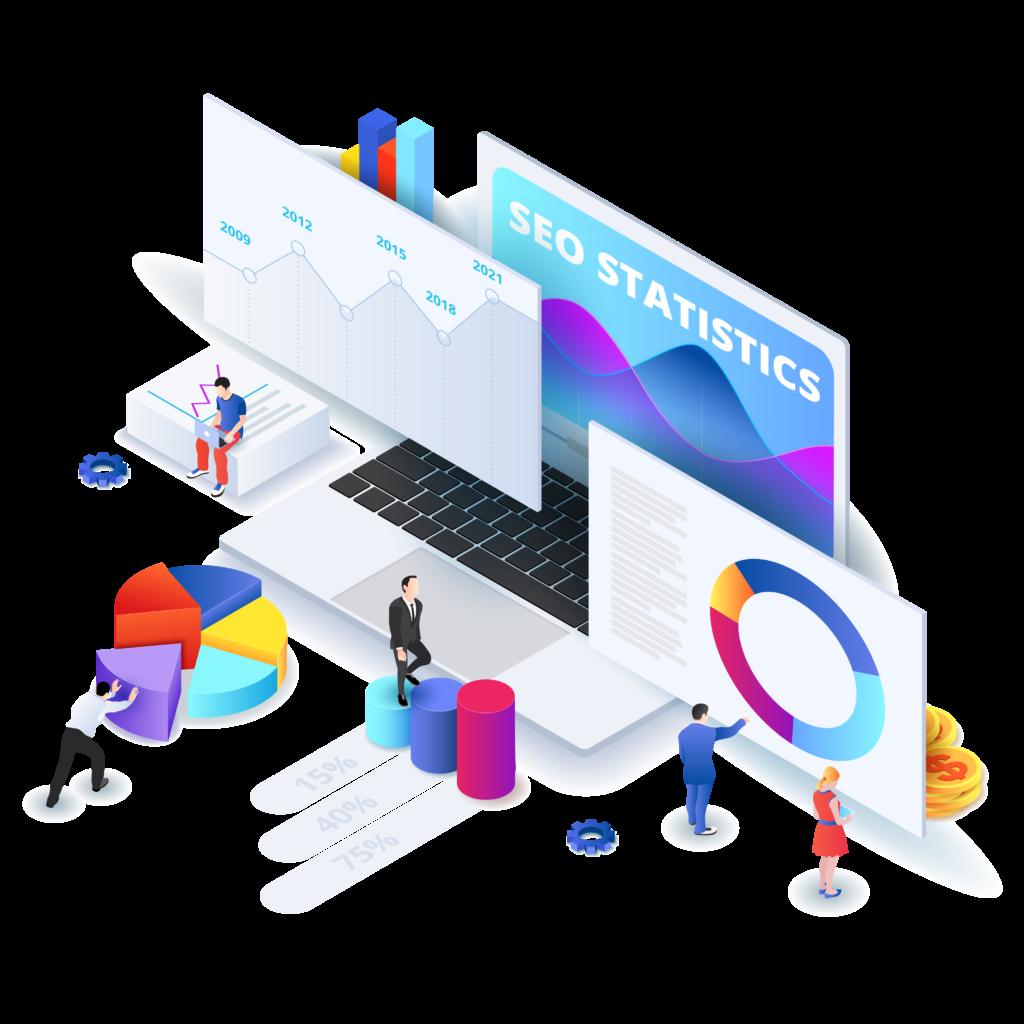 SEO Marketing Services Statics